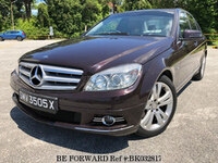 2011 MERCEDES-BENZ C-CLASS BLUEEFFICIENCY-REVCAM-AVANTGARDE