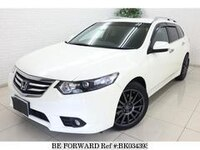 2011 HONDA ACCORD TOURER