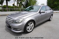 2011 MERCEDES-BENZ C-CLASS C180-BLUEEFF-7GTRONIC-2WD