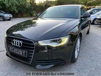 2015 AUDI A6 LEATHER PUSH-START