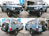 Used 2001 TOYOTA LAND CRUISER PRADO BH474234 for Sale Image