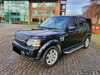 Used 2010 LAND ROVER DISCOVERY 4 BH610612 for Sale Image