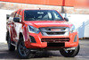 Used 2019 ISUZU D-MAX BH610636 for Sale Image