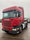 Used 2015 SCANIA R SERIES BH621386 for Sale Фотография
