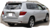 Used 2008 TOYOTA HIGHLANDER BH646741 for Sale Imagen