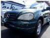 Used 2000 MERCEDES-BENZ M-CLASS BH646843 for Sale სურათი