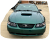 Used 2003 FORD MUSTANG BH657015 for Sale Фотография