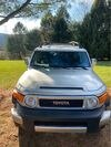Used 2007 TOYOTA FJ CRUISER BH687814 for Sale Image